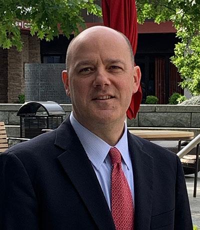 Headshot of Robert Houton - TEAM Founder
