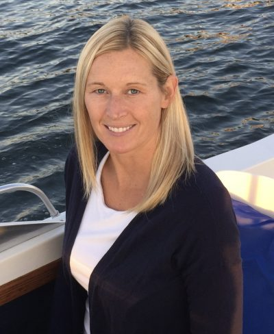 Headshot of Andrea Commoss - Director of Communications and Strategic Partnerships
