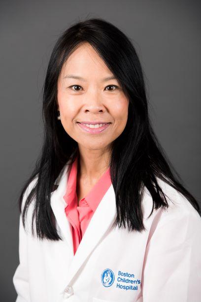 Headshot of Dr. Wanda Phipatanakul -